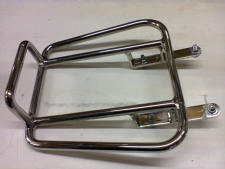 STAINLESS STEEL REAR CARRIER(FOR ANCILLOTTI SEAT)